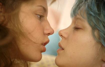 康城後記:金棕櫚獎得主 細膩同性的藍