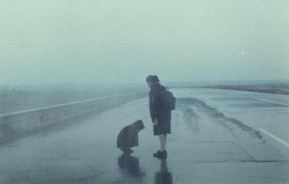 《霧中風景》──提早出發的生命快車